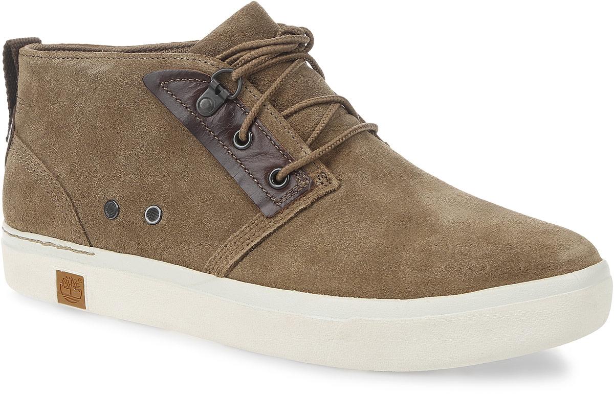 БотинкиTBLA18TZWБотинки Suede Chukka от Timberland заинтересуют вас своим дизайном с первого взгляда! Модель изготовлена из натуральной замши. Берцы декорированы вставками из кожи. Классическая шнуровка, выполненная из 100% хлопка, прочно зафиксирует обувь на вашей ноге. Стелька OrthoLite из материала EVA с текстильной поверхностью обеспечивает максимальный комфорт при движении и отличную амортизацию. Подошва с технологией SensorFlex - новейшая трехслойная подошва, которая обеспечивает оптимальную поддержку, комфорт и отличные эксплуатационные качества на любой поверхности и любом рельефе местности, амортизирует каждый шаг, вне зависимости от неровностей поверхности, и обеспечивает устойчивость при ходьбе, стабилизируя стопу. Стильные ботинки позволят вам выделиться из толпы.