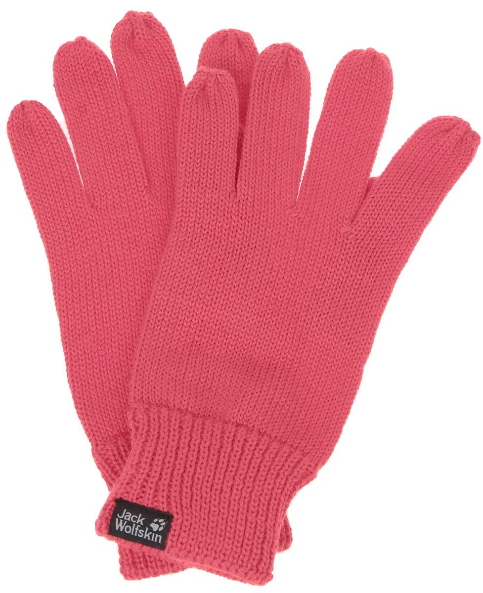 Перчатки1905141-2260Теплые вязаные перчатки Jack Wolfskin MILTON связаны из шерсти и синтетического волокна. Натуральный материал обеспечивает хорошую защиту от холода. А ребристые манжеты дополнительно защищают руки от холода. Уютные шерстяные перчатки оформлены в одной цветовой гамме и дополнены логотипом бренда. Верх модели на мягкой резинке, которая не стягивает запястья и надежно фиксируюет перчатки на руках. Современный дизайн и расцветка делают эти перчатки модным и стильным предметом вашего гардероба. В них вы будет чувствовать себя уютно и комфортно.