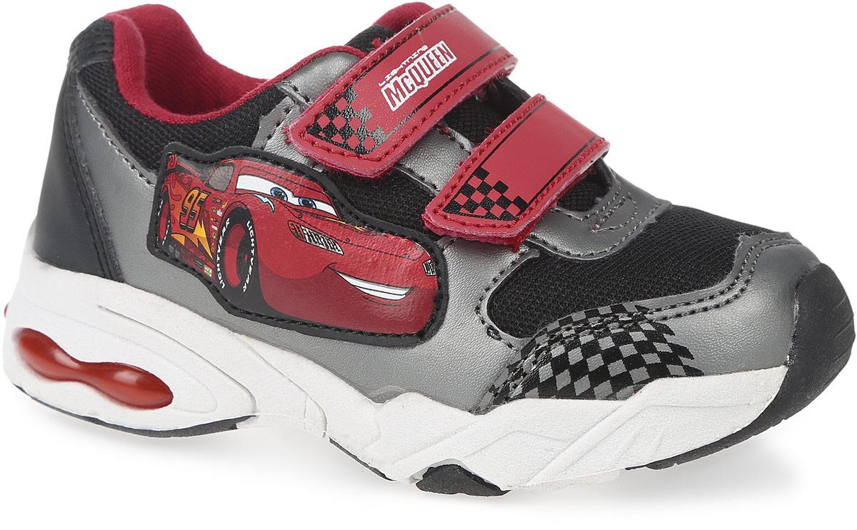 Кроссовки для мальчика. CA002679CA002679Оригинальные кроссовки от фирмы Mursu не оставят вашего юного модника равнодушным. Кроссовки выполнены из качественной искусственной кожи с элементами из сетчатого текстиля. Модель оформлена оригинальным принтом и нашивкой. На ноге модель фиксируется с помощью удобных ремешков с застежками-липучками, одна из которых оформлена фирменной надписью. Внутренняя поверхность и стелька изготовлены из натурального хлопка, который не натирает и позволяет ножке дышать. Подошва выполнена из гибкого и легкого ТЭП-материала, а ее рифление обеспечит отличное сцепление с любой поверхностью. Такие стильные и практичные кроссовки займут достойное место в гардеробе вашего мальчика.