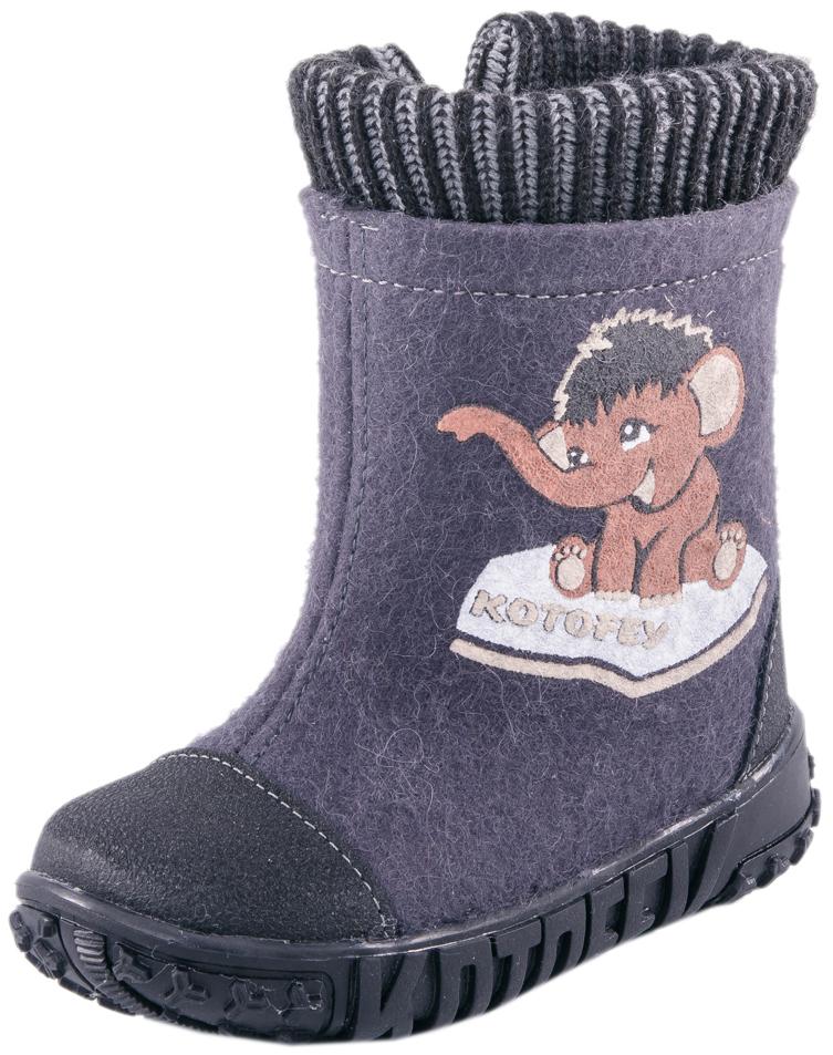267041-41Материал верха плотный обувной войлок. Носочная часть защищена кожаным отрезным носком с покрытием для повышения износостойкости и защиты от химических реагентов. Есть манжет для придания комфорта, он плотно прилегает к ножке и создаёт препятствие попаданию снега внутрь. Подошва модели клеевая. Материал подкладки - шерстяной мех из натуральной овечьей шерсти отлично сохраняет тепло, отводит влагу от ноги, придает дополнительный комфорт. Фиксация на ножке достигается благодаря молнии позволяющей быстро раскрыть и обуть сапоги.