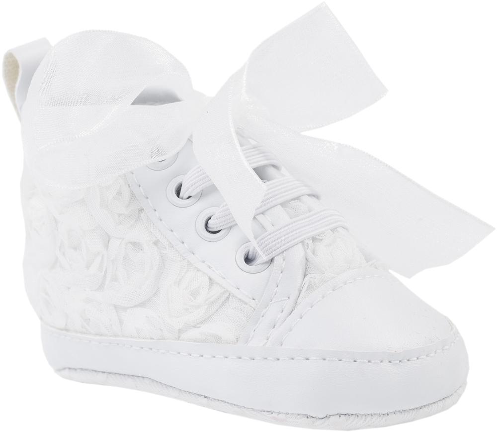 001038-11Легкие, эластичные пинетки изготовлены из натуральных качественных текстильных материалов Пинетки легко надеваются и снимаются. Движения стопы в них остаются свободными. Необходимо помнить, что пинетки – это обувь для детей, которые еще не начали ходить!