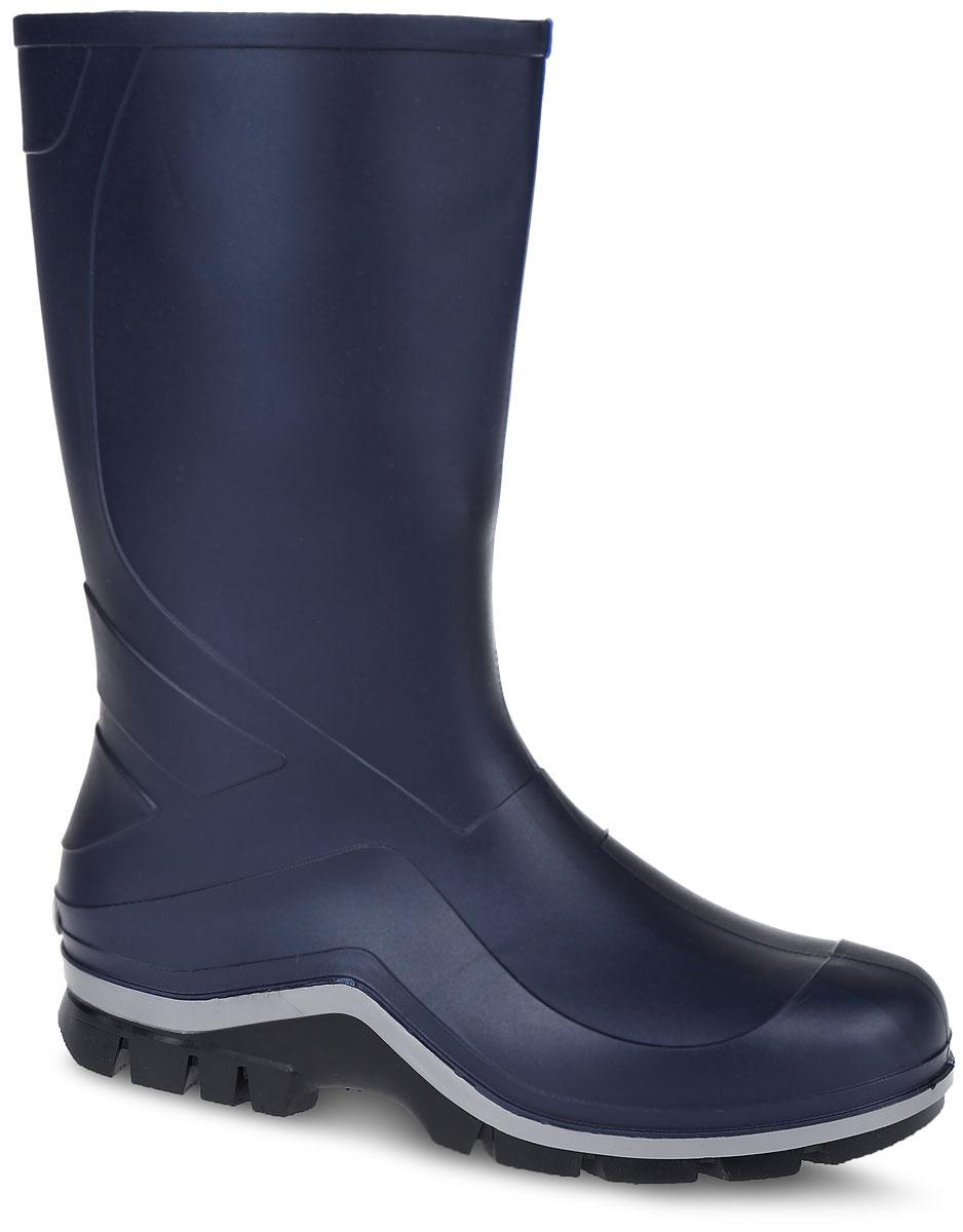 Резиновые сапоги для мальчика. 7252-57252-5Стильные резиновые сапоги от фирмы Зебра - идеальная обувь для прогулки в ненастную погоду. Модель выполнена из качественного ПВХ. Задник оформлен аппликацией с названием фирмы. Подкладка и стелька, выполненные из текстиля, обеспечат тепло и комфорт при носке. Рельефная подошва гарантирует отличное сцепление с любой поверхностью. Такие оригинальные и практичные резиновые сапоги займут достойное место в гардеробе вашего ребенка.