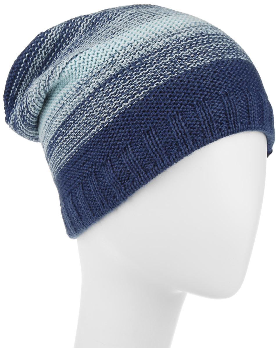 Шапка1904631-1010Оригинальная вязаная шапка Jack Wolfskin Colorfloat Knit Cap, которая надежно защитит вас от холода. Выполнена из акрила и шерсти с подкладкой из микрофлиса. Очень легкая, приятная на ощупь модель обеспечивает хорошую теплоотдачу. Такой эффект дает пряжа из синтетического волокна. Чтобы дополнительно защитить от холода уши, край шапки отворачивается и образует поля. Модель оформлена контрастным принтом, на резинке дополнена нашивкой с названием бренда. Шапка - не только теплый головной убор, но и изящный аксессуар. Она подчеркнет ваш стиль и индивидуальность!