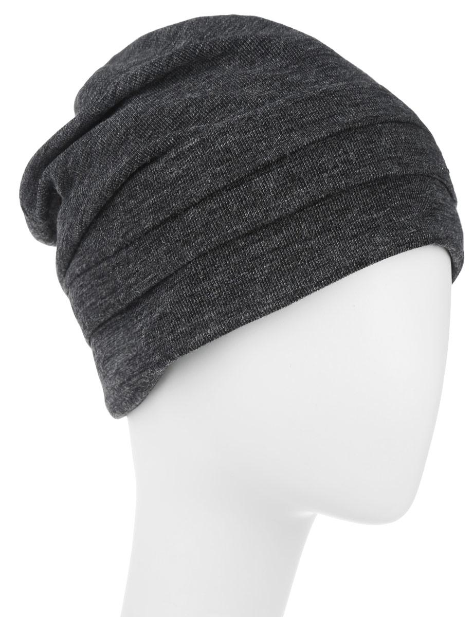 Шапка женская. 99434_складки994341Стильная женская шапка Level Pro дополнит ваш наряд и не позволит вам замерзнуть в холодное время года. Шапка наполовину выполнена из шерсти с добавлением полиэстера , что позволяет ей великолепно сохранять тепло и обеспечивает высокую эластичность и удобство посадки. Внутренняя сторона модели флисовая. Изделие оформлено оригинальными прострочками спереди и сзади. Внизу модель дополнена металлической пластиной с названием бренда. Такая шапка составит идеальный комплект с модной верхней одеждой, в ней вам будет уютно и тепло.