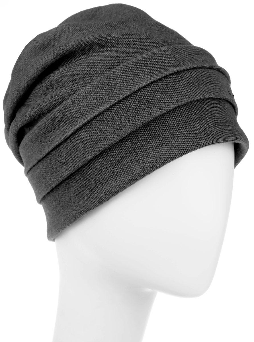 Шапка женская. 391901391901Стильная женская шапка Level Pro дополнит ваш наряд и не позволит вам замерзнуть в холодное время года. Шапка наполовину выполнена из шерсти с добавлением полиэстера, что позволяет ей великолепно сохранять тепло и обеспечивает высокую эластичность и удобство посадки. Внутренняя сторона модели флисовая. Изделие оформлено оригинальными тканевыми прострочками спереди и сзади. Дополнено выкладкой из блестящих страз. Такая шапка составит идеальный комплект с модной верхней одеждой, в ней вам будет уютно и тепло.