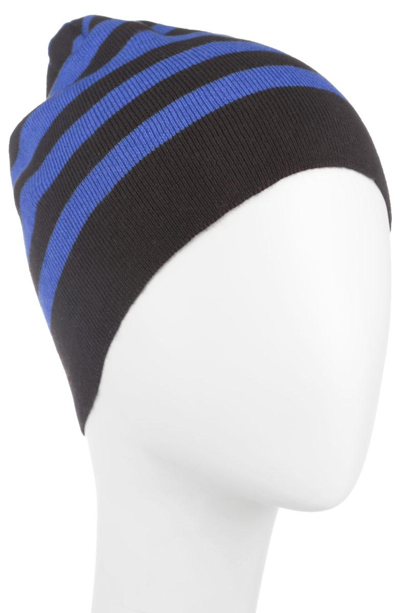 HAk-741/159-6302Детская шапка Sela идеально подойдет для прогулок в прохладное время года. Шапочка выполненная из хлопка с добавлением полиэстера, вискозы и шерсти не раздражает даже самую нежную и чувствительную кожу ребенка, обеспечивая ему наибольший комфорт. Шапка оформлена оригинальным принтом. Она хорошо облегает голову ребенка, надежно защищая уши и лоб от продуваний. Современный дизайн и яркая расцветка делают эту шапку модным и стильным предметом детского гардероба. В ней ваш ребенок будет чувствовать себя уютно и комфортно и всегда будет в центре внимания! br> Уважаемые клиенты! Размер, доступный для заказа, является обхватом головы ребенка.