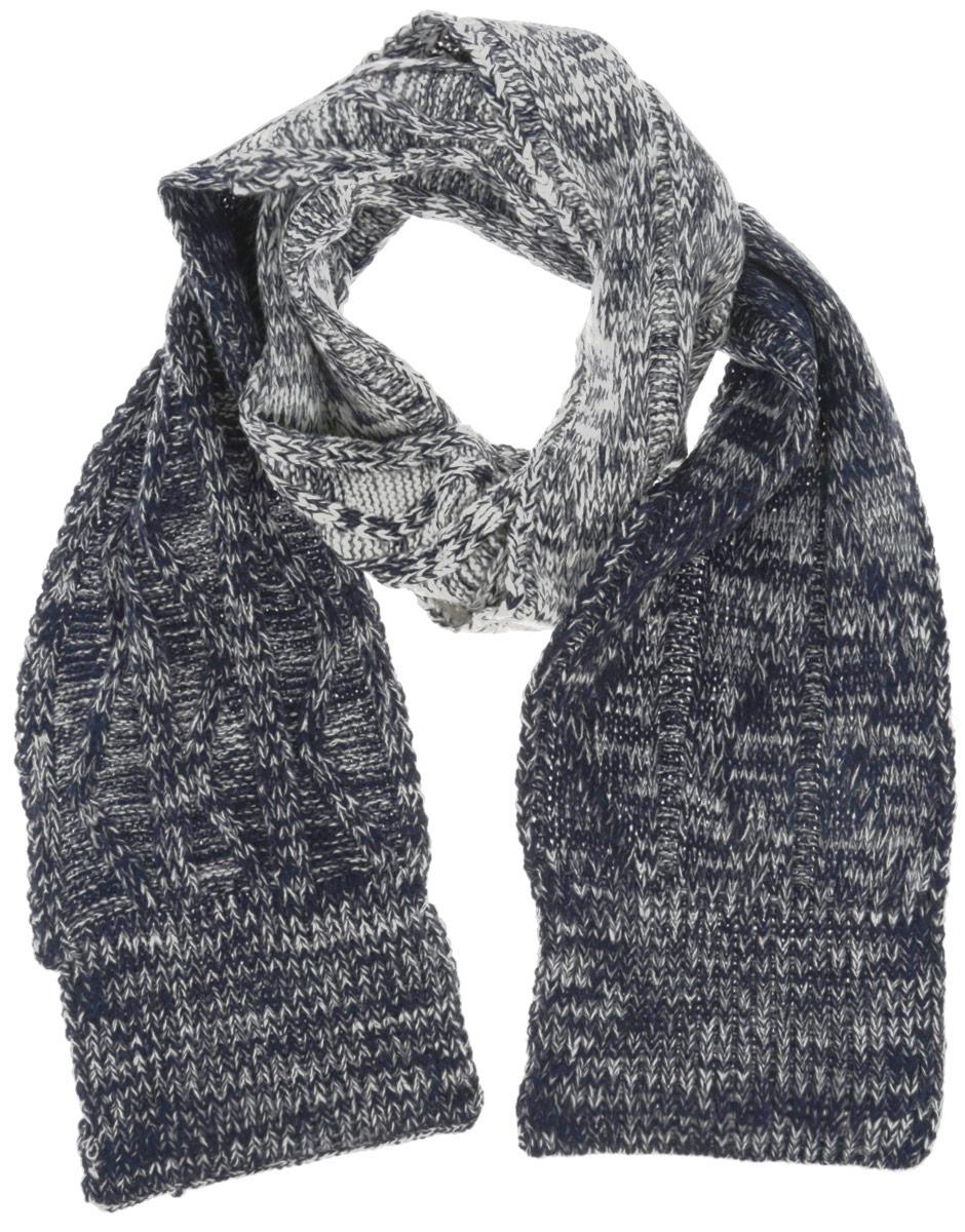 SC-842/009AJ-6302Стильный детский шарф Sela идеально подойдет для прогулок в холодное время года.Он обладает хорошими дышащими свойствами и хорошо удерживает тепло, т.к. выполнен из акриловой пряжи. Такой шарф станет модным и стильным предметом детского гардероба. Он улучшит настроение даже в хмурые холодные дни.