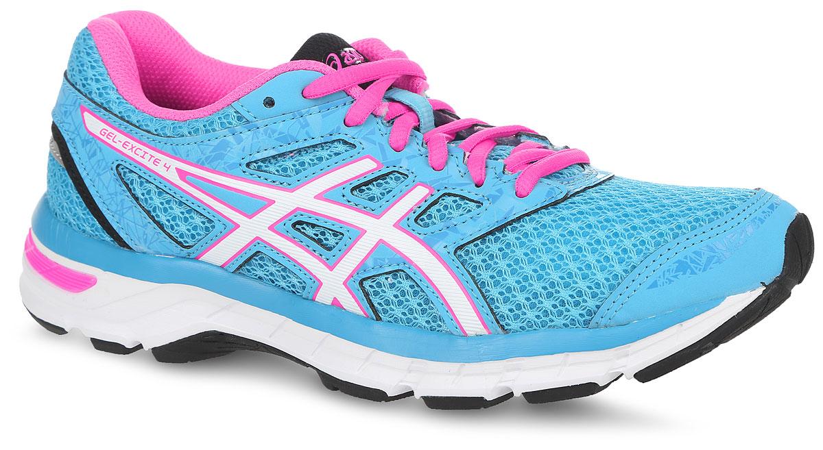 Кроссовки для бега жен Gel-Excite 4. T6E8N-3901T6E8N-3901