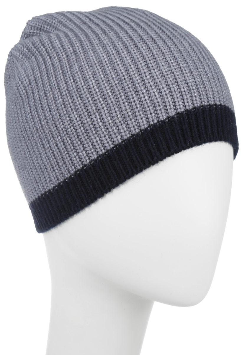 Шапка мужская. B846523B846523Классическая мужская шапка Baon отлично дополнит ваш образ в холодную погоду. Сочетание акрила и шерсти максимально сохраняет тепло и обеспечивает удобную посадку, невероятную легкость и мягкость. Модель выполнена в лаконичном стиле и дополнена вязанной резинкой. Стильная шапка Baon подчеркнет ваш неповторимый стиль и индивидуальность. Такая модель составит идеальный комплект с модной верхней одеждой, в ней вам будет уютно и тепло.