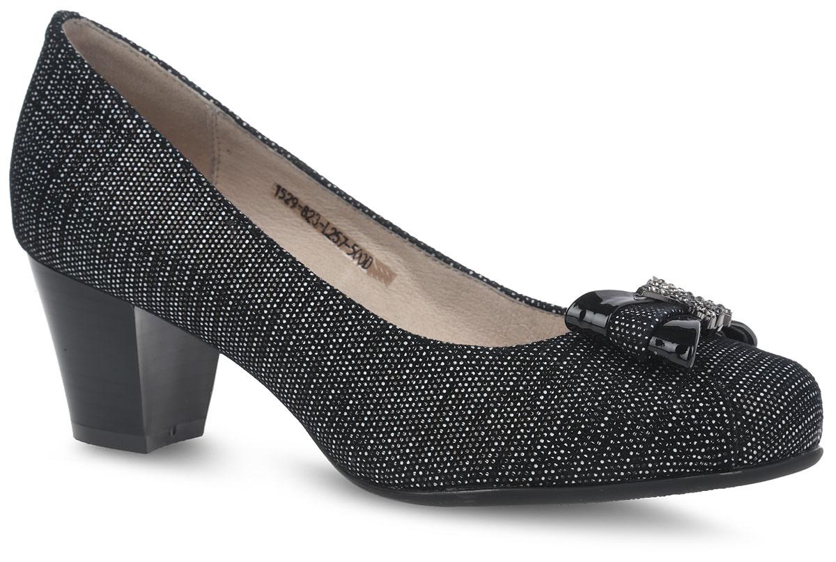 Туфли женские. 1529-823-L257-500D1529-823-L257-500D