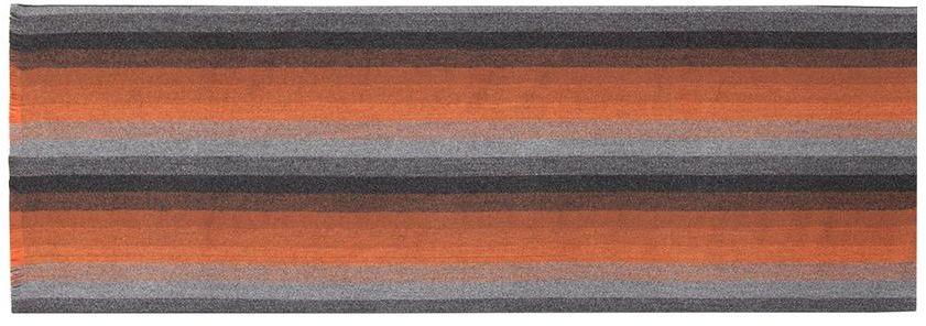 Шарф муж. LJG33-372LJG33-372Шарф торговой марки LABBRA. Состав: 50% шерсть + 50% вискоза. Тип подгибки: оверлок, реснички по короткой стороне. Размер: 30х180 см.