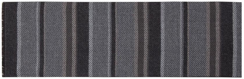 Шарф муж. LJG33-362LJG33-362Шарф торговой марки LABBRA. Состав: 50% шерсть + 50% вискоза. Тип подгибки: оверлок, реснички по короткой стороне. Размер: 30х180 см.