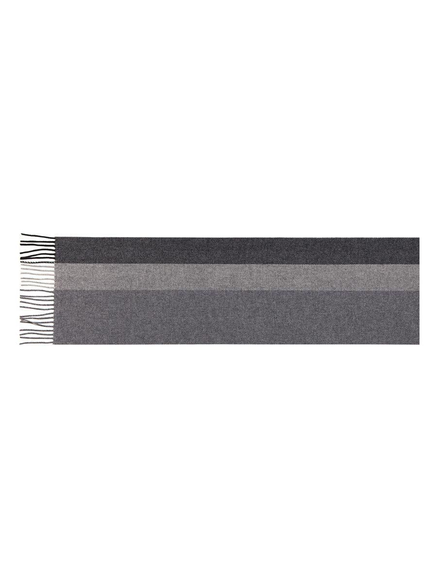 LU42-277Шарф торговой марки LABBRA. Состав: 80% шерсть + 20% кашемир. Тип подгибки: боковая закрепка, кисти. Размер: 30х164 см.