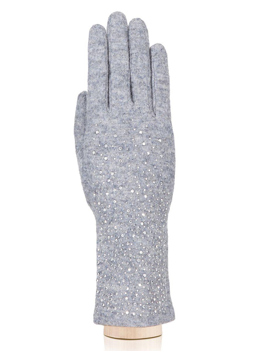 Перчатки жен. LB-PH-42LB-PH-42Перчатки женские торговой марки LABBRA из трикотажной шерсти. Производство Китай. Состав: 50% шерсть + 30% кашемир + 20% ангора. Без подкладки. Отделка - декоративные паетки. Длина манжеты от нижней точки большого пальца до края перчатки - 9.5 см. Длина пальцев - средняя.