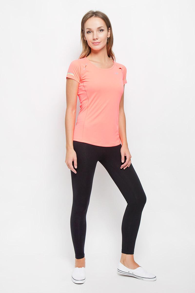 ФутболкаWT63223/AQUЖенская футболка New Balance Ice Short Sleeve, выполненная из полиэстера, идеально подойдет для бега или занятий фитнесом. Ткань легкая, необычайно мягкая и тактильно приятная, обеспечивает идеальную посадку по фигуре. Изделие с плоскими швами не сковывает движения и хорошо вентилируется. Футболка с короткими рукавами-реглан и круглым вырезом горловины имеет приталенный силуэт. На модели предусмотрена вставка по спинке из перфорированного материала. Изделие дополнено светоотражающими элементами. Такая модель будет дарить вам комфорт в течение всего дня и станет ярким дополнением к вашему гардеробу!
