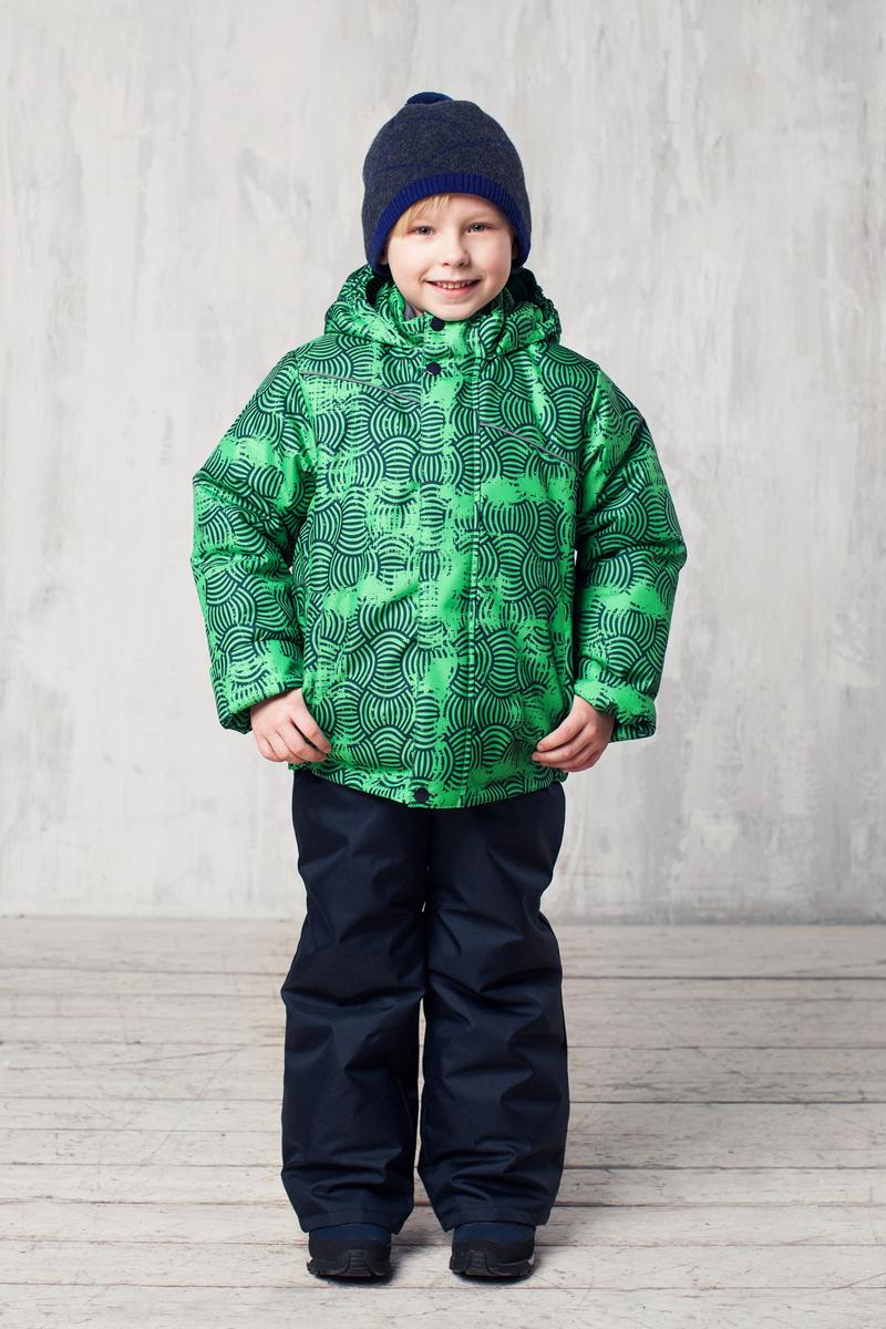 Комплект верхней одежды1КС1619Высокопрочный костюм из зимней коллекции JICCO by OLDOS оснащен всем самым необходимым для комфортной носки. Пропитка Teflon защитит от грязи и воды, увеличивает износостойкость и облегчает уход. Мембрана 2000/2000 делает костюм дышащим и обеспечивает водонепроницаемость. Гипоаллергенный утеплитель HOLLOFAN 300/150 г - эффективно удерживает тепло, не впитывает влагу и запах. Флисовая подкладка в области груди, спины и воротника, в рукавах и полукомбинезоне гладкий полиэстер для легкости одевания. Костюм может расти вместе с ребенком за счет отворотов. По краю капюшона и низу куртки вшита резинка, обеспечивающая лучшее прилегание. Противоснежные муфты, трикотажные манжеты, ветрозащитные планки и воротник-стойка прекрасно защитят от снега и ветра. Полукомбинезон хорошо закрывает грудку и спинку ребенка, а широкие эластичные лямки легко регулируются по высоте. Карманы в куртке на молнии, в полукомбинезоне карманов нет. Есть светоотражающие элементы. Температура -30 С...+0 С.