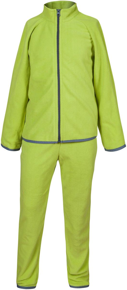 Комплект одежды4КС1611Удивительно мягкий и теплый костюм из флиса от OLDOS ACTIVE. Костюм состоит из гладкокрашенных кофты на молнии и брюк. Воротник-стоечка хорошо прилегает и закрывает шею ребенка от ветра. Изнутри шов воротника укреплен х/б лентой, что предотвращает растягивание. В пояс брюк вшита резинка, а так же есть возможность отрегулировать посадку по талии с помощью внутреннего шнурка. Низ рукавов, кофты и брючин окантованы резинкой. В таком костюме будет легко и тепло как на улице прохладным летом, так и дома!