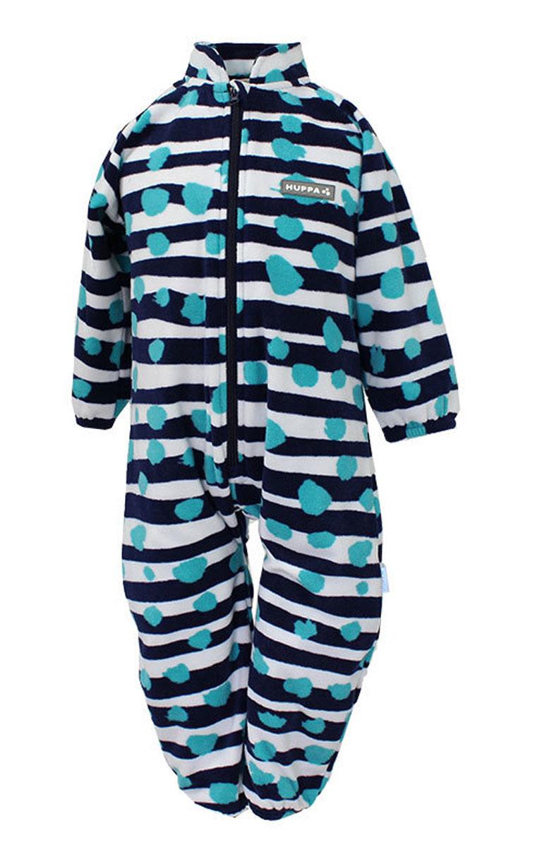 Комбинезон утепленный3304BASE-63363Детский комбинезон Huppa Roland - очень удобный и практичный вид одежды для малышей. Комбинезон выполнен из флиса, благодаря чему он необычайно мягкий и приятный на ощупь, не раздражает нежную кожу ребенка и хорошо вентилируется. Комбинезон с длинными рукавами и воротником- стойкой застегивается на пластиковую молнию с защитой подбородка. Рукава и штанины дополнены эластичными резинками. Спереди модель дополнена небольшой нашивкой с названием бренда. С детским комбинезоном спинка и ножки вашего ребенка всегда будут в тепле.