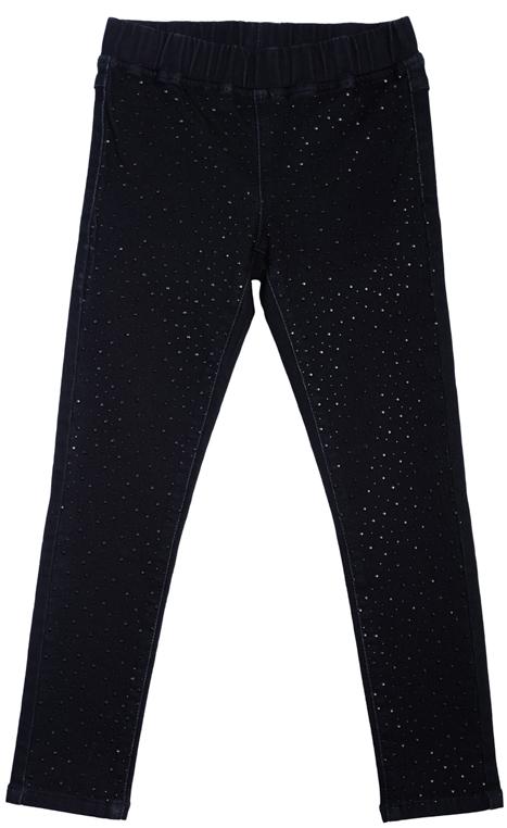 Брюки для девочек. 364122364122стильные джинсы прямого кроя. Застегиваются на молнию и пуговицу.