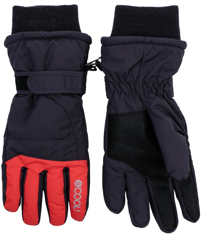 Перчатки для мальчиков. 363147363147Удобные теплые перчатки из непромокаемой плащевки. Усиленный антискользящий материал на ладошках. Запястье утягивается липучкой, верх на мягкой резинке. Внутри уютная флисовая подкладка. Есть крепления для куртки.