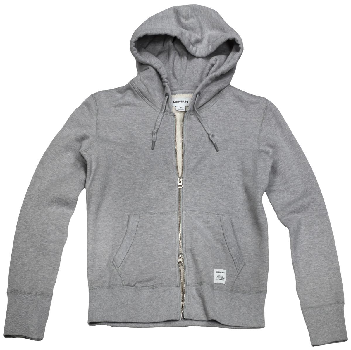Толстовка жен Converse Sportswear Fz Hoodie. 1000101902210001019022