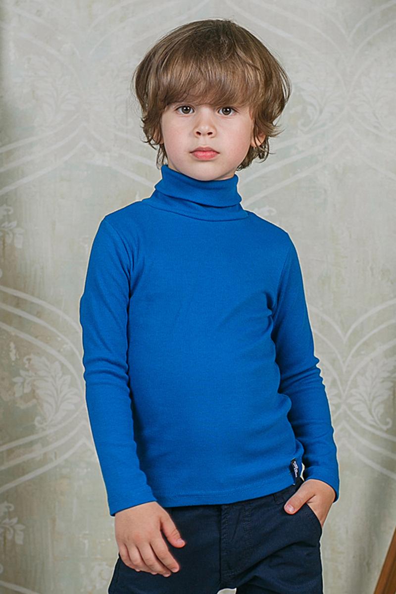 206386Водолазка для мальчика Sweet Berry изготовлена из хлопка с добавлением эластана. Высокий воротник надежно защищает от ветра. Базовая модель позволяет создавать стильные образы.