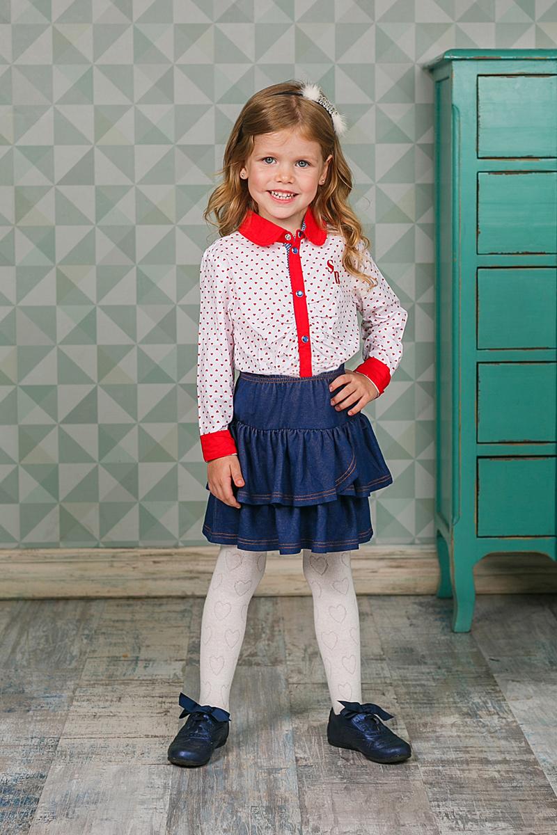 Sweet Berry Блузка для девочек. 205420