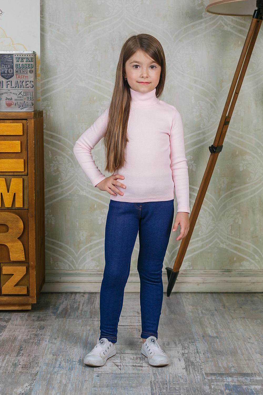 Водолазка205515Водолазка для девочки Sweet Berry изготовлена из хлопка с добавлением эластана. Высокий воротник надежно защищает от ветра. Базовая модель позволяет создавать стильные образы.