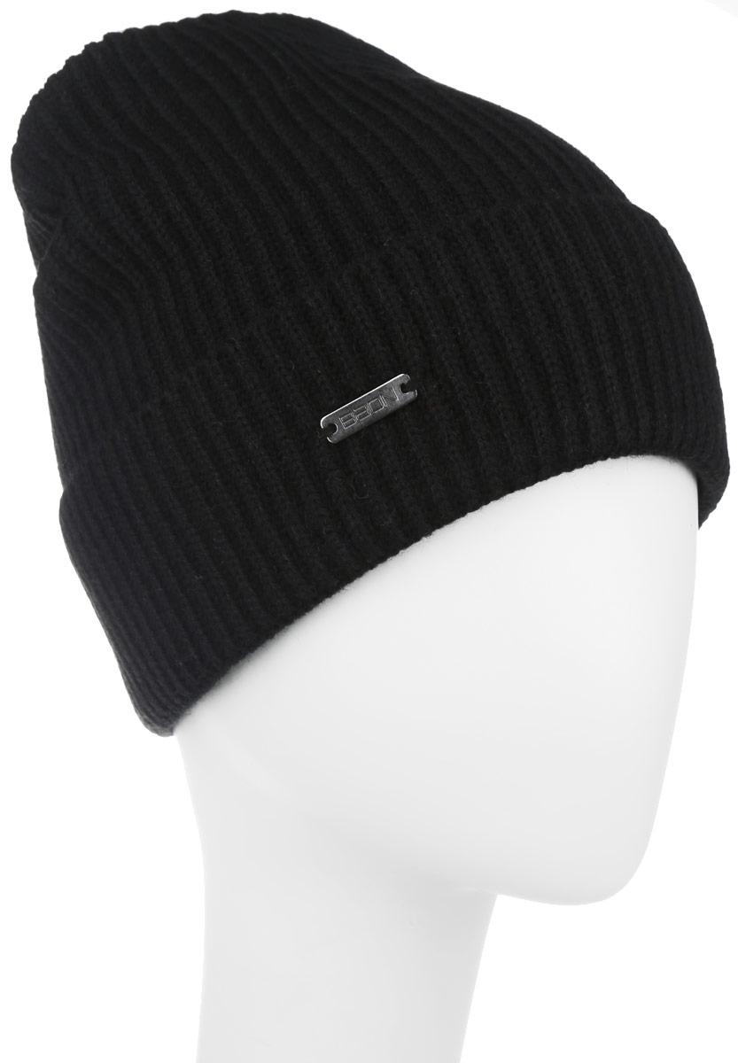 Шапка мужская. B846521B846521Классическая мужская шапка Baon отлично дополнит ваш образ в холодную погоду. Сочетание шерсти и акрила максимально сохраняет тепло и обеспечивает удобную посадку, невероятную легкость и мягкость. Оформлено изделие небольшой металлической пластиной с названием бренда. Стильная шапка Baon подчеркнет ваш неповторимый стиль и индивидуальность. Такая модель составит идеальный комплект с модной верхней одеждой, в ней вам будет уютно и тепло.