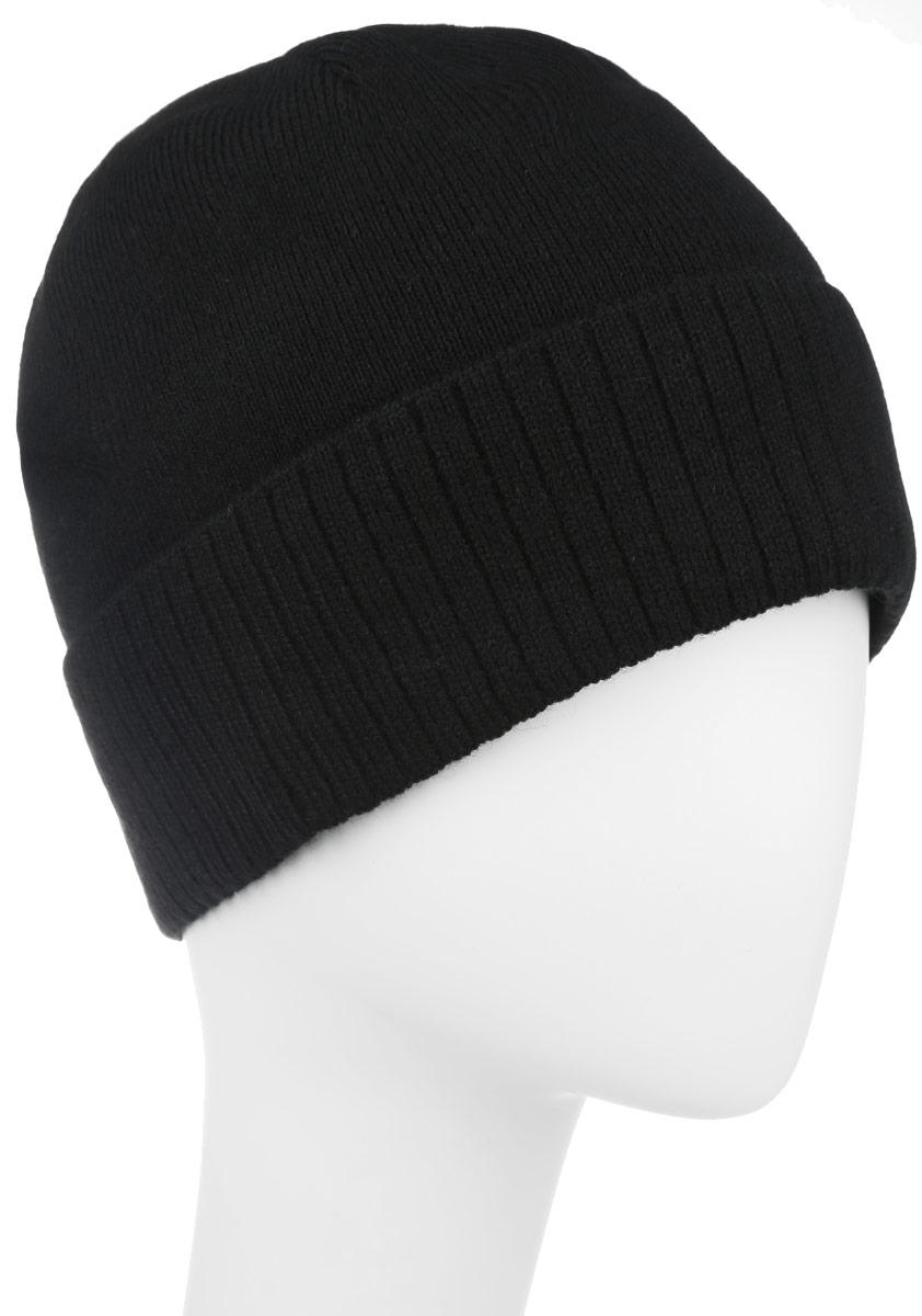 Шапка мужская. B846515B846515Классическая мужская шапка Baon отлично дополнит ваш образ в холодную погоду. Сочетание шерсти и акрила максимально сохраняет тепло и обеспечивает удобную посадку, невероятную легкость и мягкость. Внутренняя сторона шапки утеплена мягким флисом. Оформлено изделие небольшой металлической пластиной с названием бренда. Стильная шапка Baon подчеркнет ваш неповторимый стиль и индивидуальность. Такая модель составит идеальный комплект с модной верхней одеждой, в ней вам будет уютно и тепло.