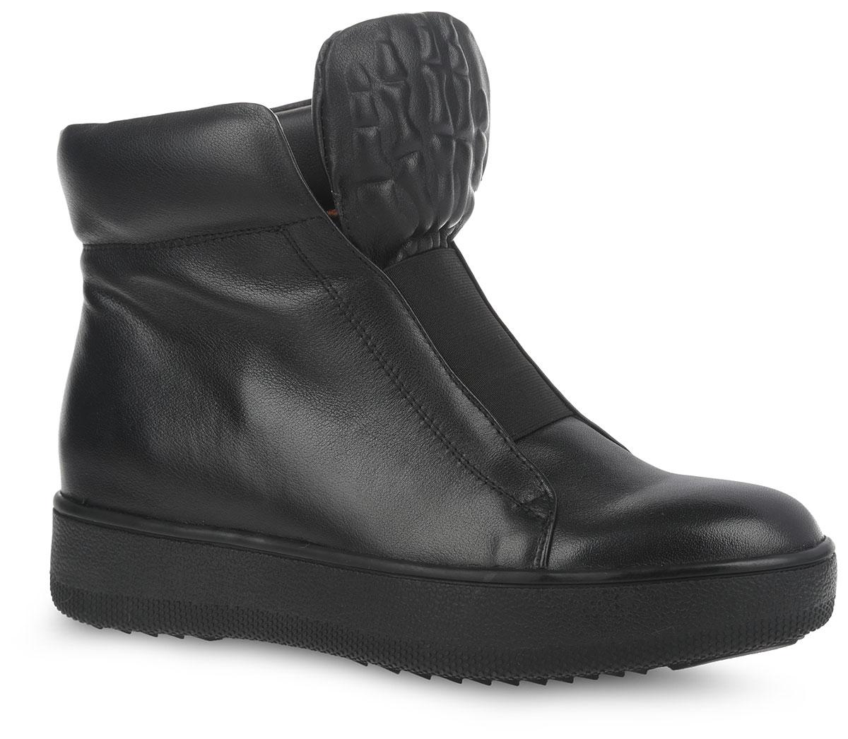 Ботинки женские. 62117-2RLS Ботинки