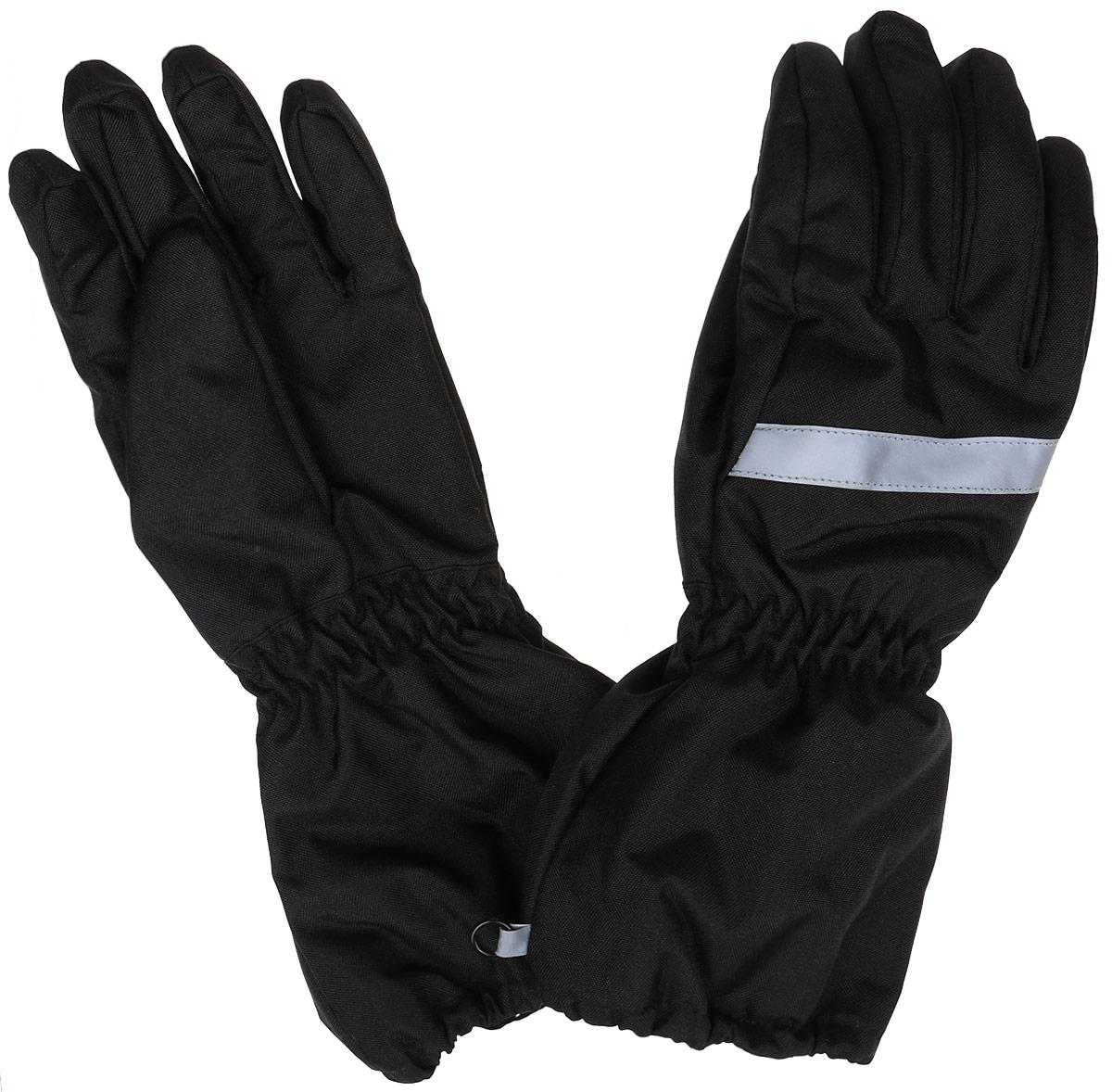 Перчатки детские. 727698727698-4980Детские перчатки Reima, изготовленные из ткани с водо- и ветрозащитным покрытием, станут идеальным вариантом, для холодной погоды. Уникальный дышащий материал с безопасным и простым в уходе покрытием и теплая подкладка из полиэстера надежно сохранят тепло и не дадут ручкам вашего малыша замерзнуть. Стильные перчатки оформлены светоотражающими нашивками. Манжеты дополнены эластичными резинками. С внешней стороны изделие оформлено светоотражающими нашивками. Перчатки станут завершающим элементом для образа вашего ребенка и защитят его ручки от холода.