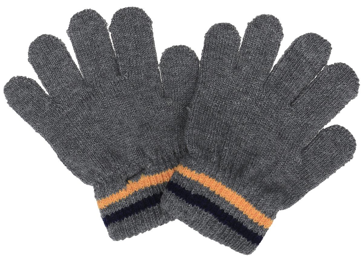 Перчатки детские361091Вязаные перчатки для мальчика PlayToday идеально подойдут для прогулок в прохладное время года. Изготовленные из высококачественного материала, очень мягкие и приятные на ощупь, не раздражают нежную кожу ребенка, обеспечивая ему наибольший комфорт, хорошо сохраняют тепло. Уютные перчатки на мягкой резинке, которая не стягивает запястья и надежно фиксирующими перчатки на ручках ребенка. Современный дизайн и расцветка делают эти перчатки модным и стильным предметом детского гардероба. В них ваш малыш будет чувствовать себя уютно и комфортно.