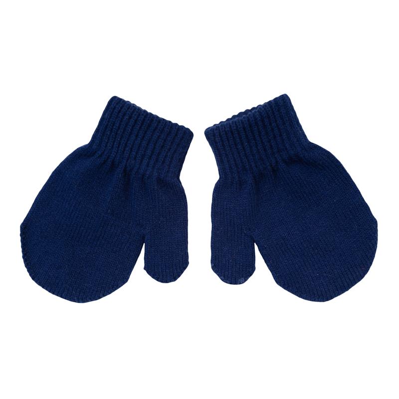 Варежки детские367033Уютные варежки из мягкого вязаного трикотажа. Верх на резинке. Универсальный цвет позволяет сочетать их с любой одеждой.