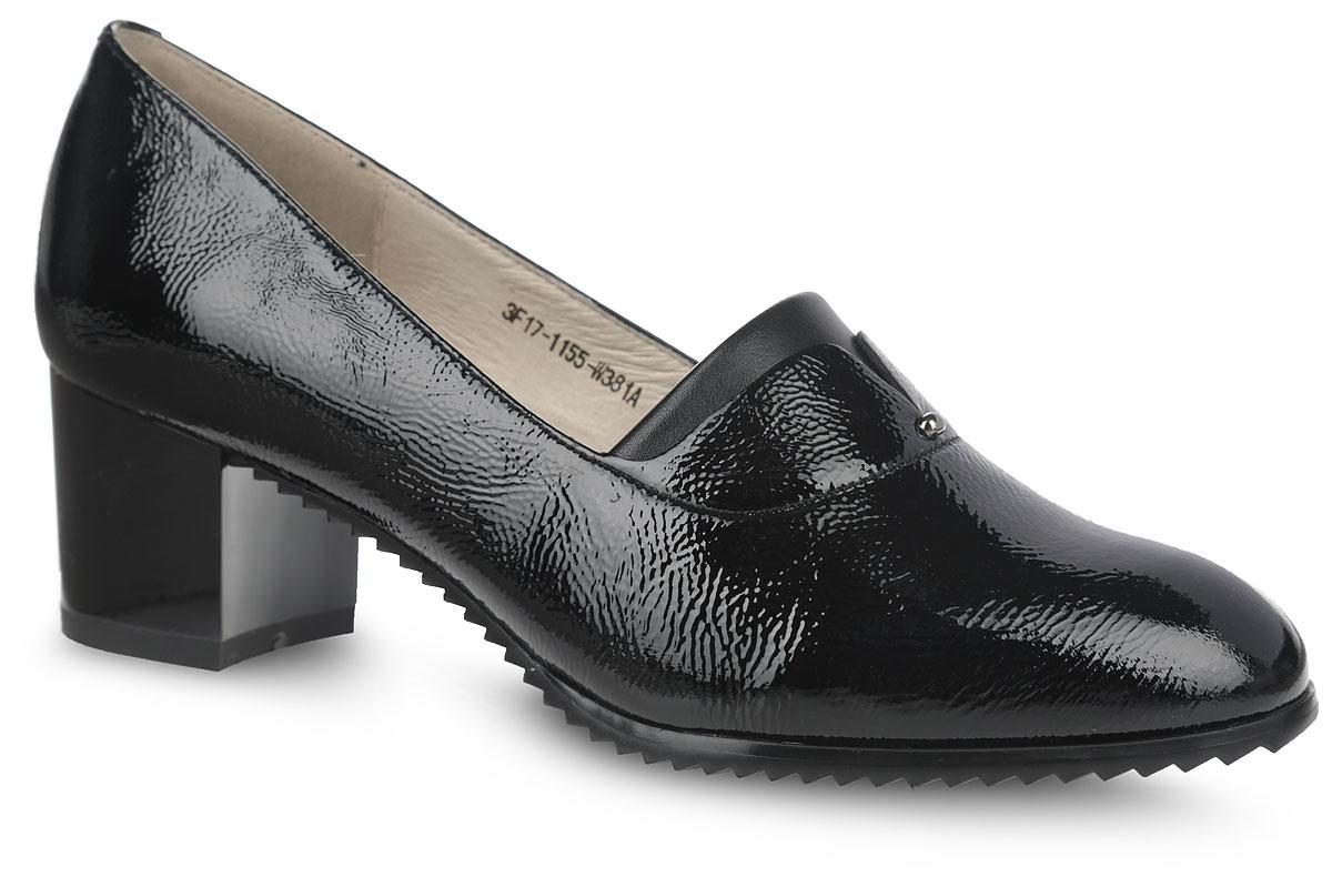 Туфли женские. 3F17-1155-W381A3F17-1155-W381A