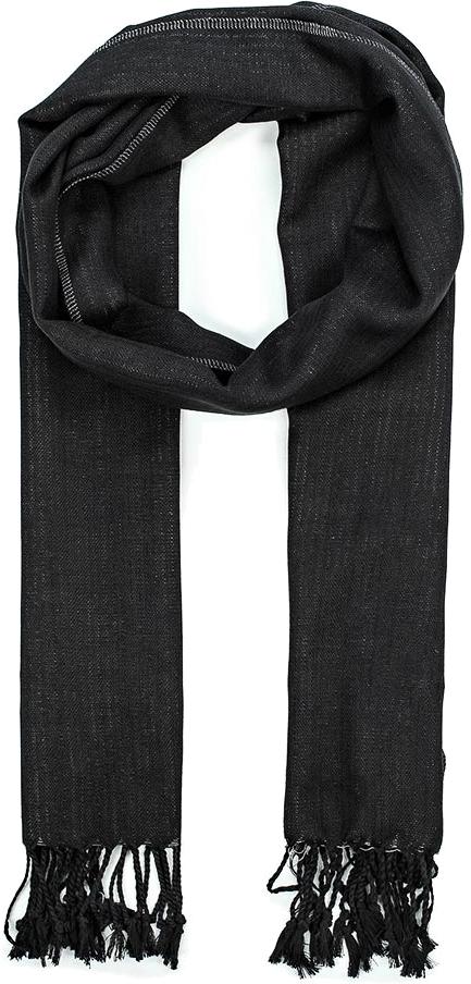 SCw-242/455-6302Элегантный мужской шарф Sela согреет вас в холодное время года, а также станет изысканным аксессуаром, который призван подчеркнуть ваш стиль и индивидуальность. Оригинальный теплый шарф выполнен из высококачественного полиэстера. Широкий шарф украшен бахромой в виде жгутиков по краю. Такой шарф станет превосходным дополнением к любому наряду, защитит вас от ветра и холода и позволит вам создать свой неповторимый стиль.