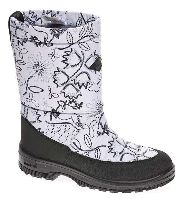 Сапоги1403_1375Детские сапоги выполнены из грязе-водоотталкивающего текстиля. Внутренняя поверхность и стелька из шерсти и искусственного меха не дадут замерзнуть ногам в холодную погоду. Резиновая подошва создаст дополнительный комфорт, не позволяя ноге скользить.