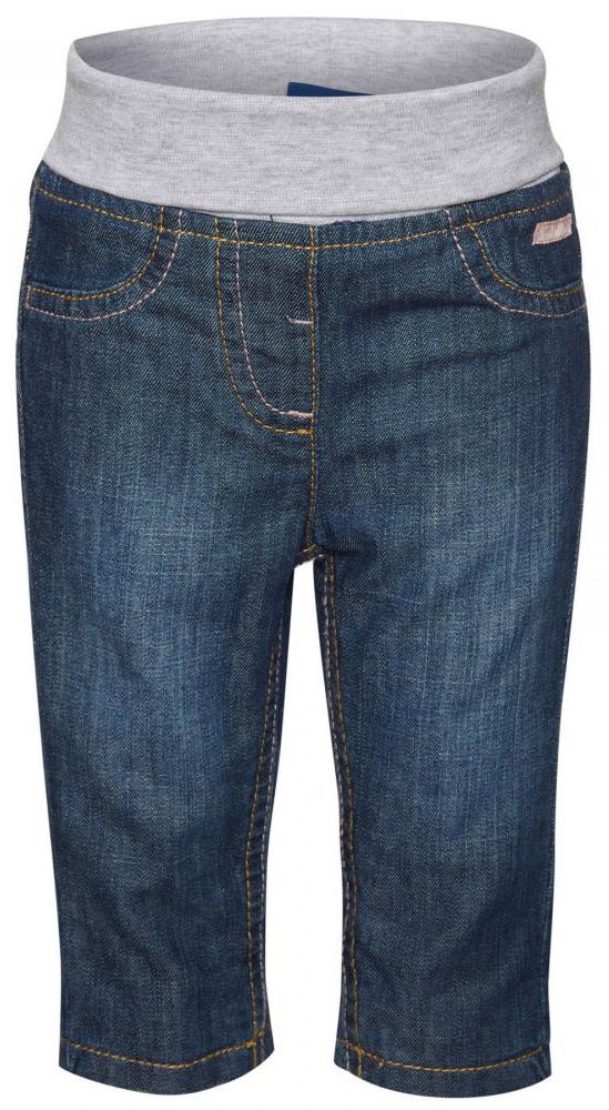 6204916.00.21_1095Удобные джинсы для девочки Tom Tailor станут отличным дополнением к детскому гардеробу. Верх модели изготовлен из натурального хлопка, подкладка - из хлопка с добавление вискозы. Материал мягкий и приятный на ощупь, не сковывает движений и хорошо пропускает воздух, не раздражает нежную кожу ребенка, обеспечивая ему наибольший комфорт. Отделка выполнена из эластичного хлопка. Джинсы на талии дополнены широкой трикотажной резинкой. Спереди имеется имитация ширинки и карманов. Изделие оформлено легким эффектом потертости и прострочкой, украшено фирменной нашивкой. В таких джинсах ваша принцесса будет чувствовать себя комфортно, уютно и всегда будет в центре внимания!
