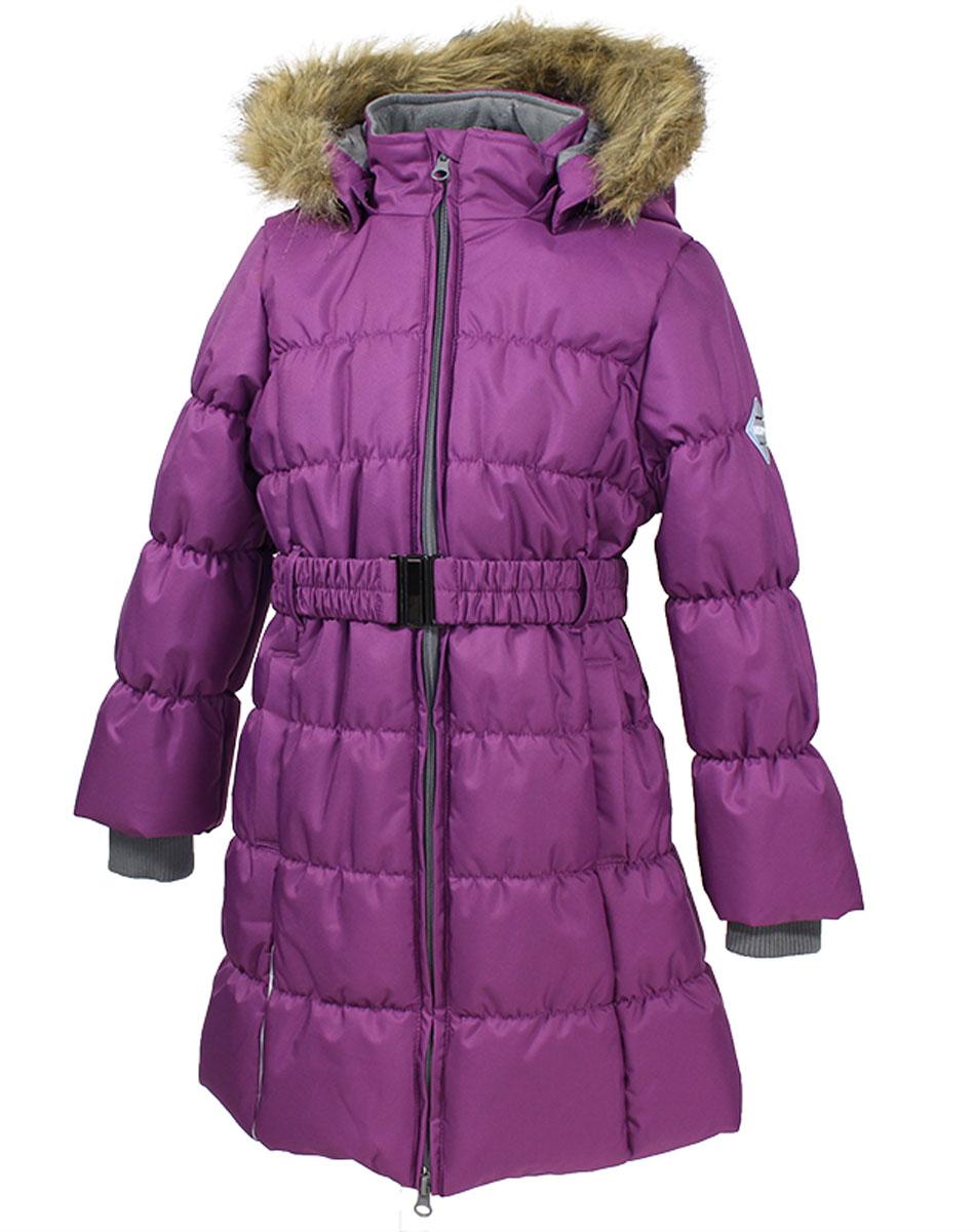 Пальто для девочек YACARANDA. 12030030-6007312030030-60073Пальто для девочек YACARANDA, водо и воздухонепроницаемость 10 000, утеплитель 300 гр, отстегивающийся капюшон с мехом. Двухсторонняя молния. Вязаные детали. Внутренний манжет. На изделии присутствуют светоотражатели для безопасности вашего ребенка в темное время суток.