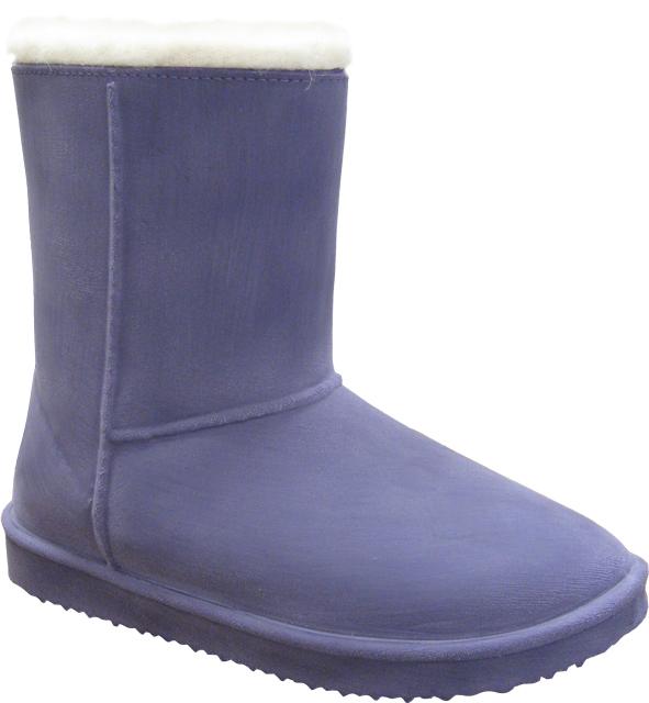 11400-26Удобные детские угги для девочки Зебра выполнены из ПВХ. Подкладка и стелька из шерсти защитят ноги от холода и обеспечат комфорт. В таких уггах ножкам ребенка будет уютно и комфортно!