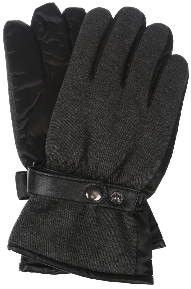ПерчаткиA16-21303_200Элегантные мужские перчатки Finn Flare станут великолепным дополнением вашего образа и защитят ваши руки от холода и ветра во время прогулок. Перчатки выполнены из нейлона, что позволяет им надежно сохранять тепло. Модель украшена хлястиками из искусственной кожи на кнопках. На запястьях перчатки дополнены эластичными резинками. Такие перчатки будут оригинальным завершающим штрихом в создании современного модного образа, они подчеркнут ваш изысканный вкус и станут незаменимым и практичным аксессуаром.