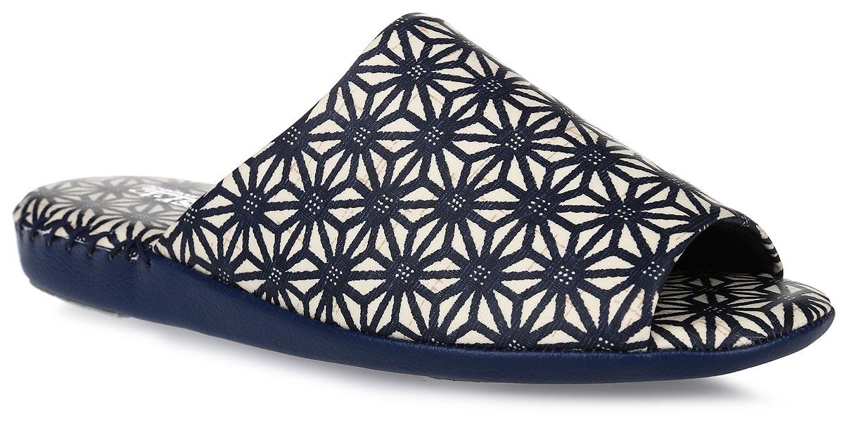 9560_NavyДомашняя обувь от Pansy - стандарт технологий комфорта из Японии: Mould - тапки Pansy проектируется и изготавливается по технологии современной модельной обуви: многослойная подошва и обувные материалы, обеспечивают функциональность модельной обуви при весе одного тапка от 100 до max 150 г . 3 Point - японская ортопедическая подошва снижает нагрузку на основные опорные точки, уменьшает разогрев стопы и поддерживает ее в оптимальном положении. Aerolite - технология фирмы Teijin Cordley Ltd. по изготовлению искусственной кожи с заранее заданными свойствами. Волокна аэрокапсульного волокна с включениями пузырьков воздуха выращивают с параметрами превышающие характеристики натуральной кожи по массе, гигроскопичности и износостойкости. Cool Max - сетка, используемая для быстрого отвода и испарения влаги, снижения температуры на особо нагруженных поверхностях по патенту фирмы Toray Inc. Zeomix - глубокая антибактериальная обработка ионами серебра по...