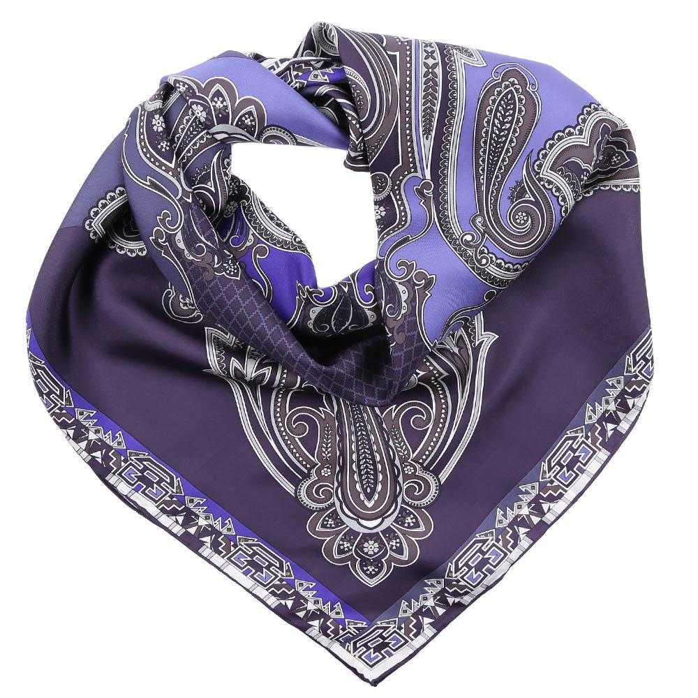 CX1617-02-1Стильный платок станет прекрасным дополнением к вашему образу