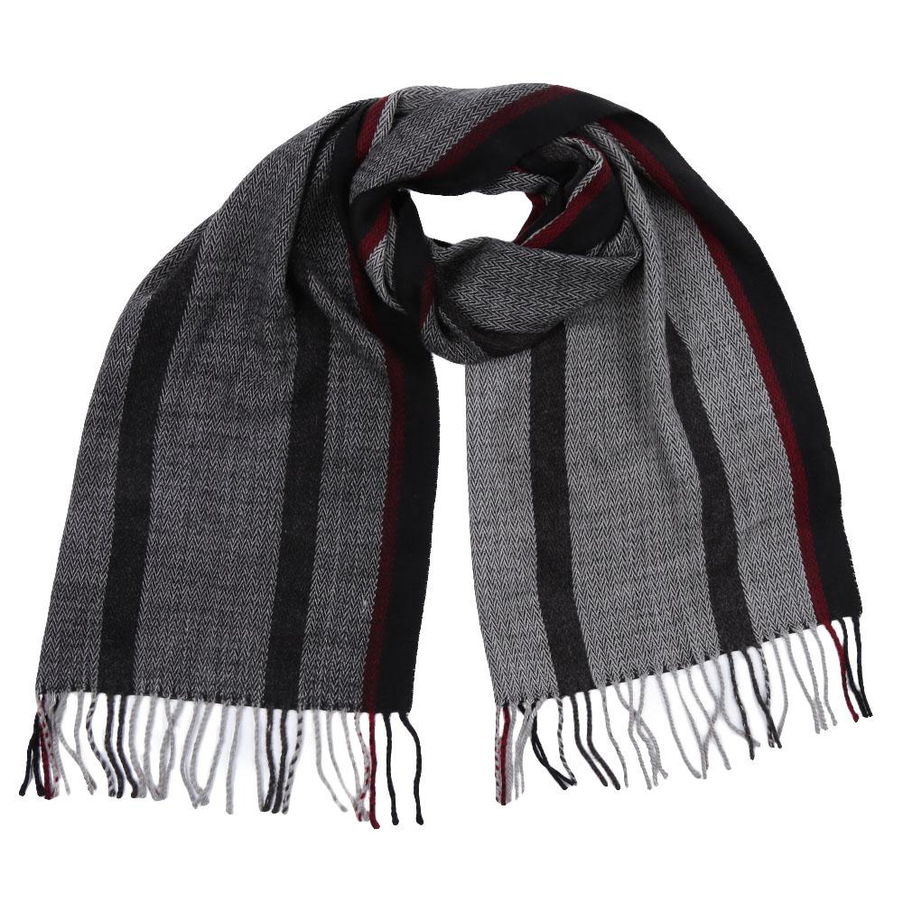 ШарфGY3296Стильный шарф поможет внести живость в любой образ, подарит уют и согреет от холодного ветра.