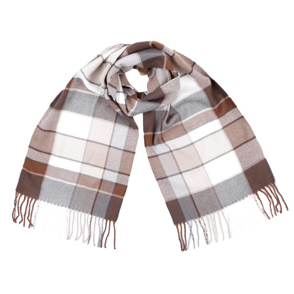 ШарфGY3295Стильный шарф поможет внести живость в любой образ, подарит уют и согреет от холодного ветра.