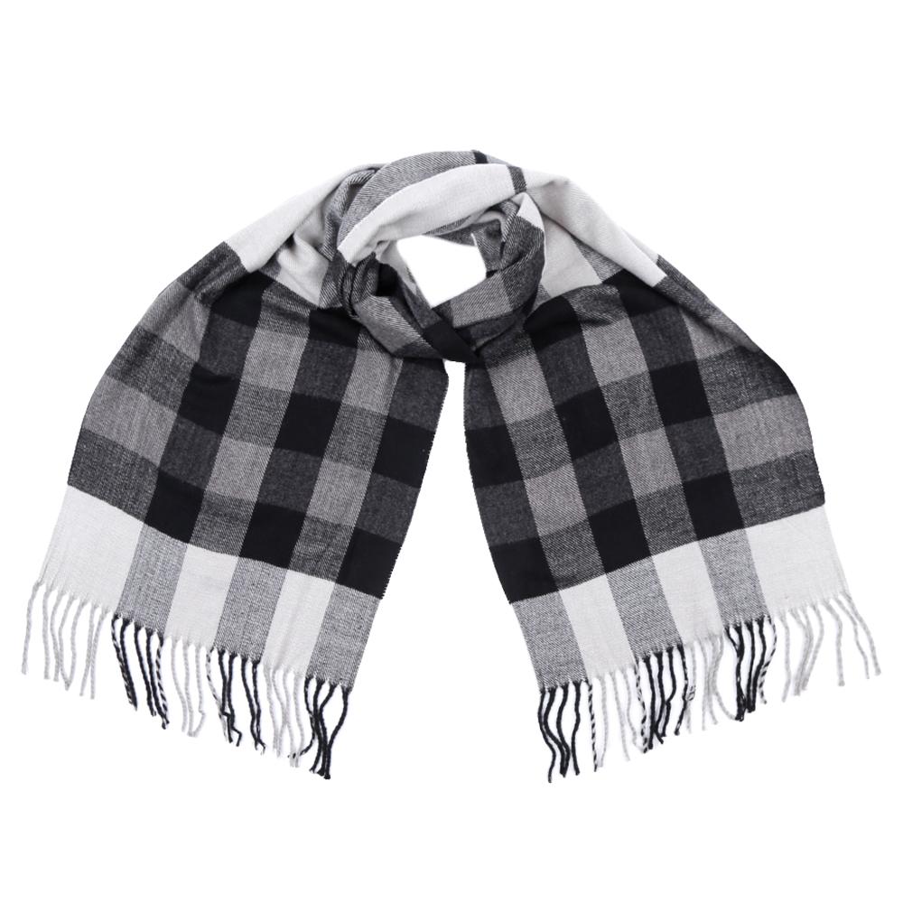 ШарфGY16008Стильный шарф поможет внести живость в любой образ, подарит уют и согреет от холодного ветра.