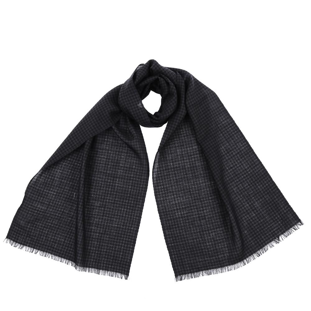 Шарф9170-1Стильный шарф поможет внести живость в любой образ, подарит уют и согреет от холодного ветра. Выполнен из высококачественного материала и оформлен оригинальным принтом.