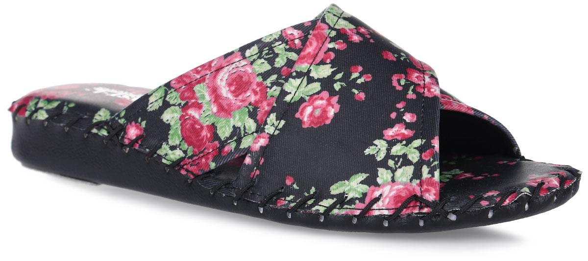 9340_BlackДомашняя обувь от Pansy - стандарт технологий комфорта из Японии: Mould - тапки Pansy проектируется и изготавливается по технологии современной модельной обуви: многослойная подошва и обувные материалы, обеспечивают функциональность модельной обуви при весе одного тапка от 100 до max 150 г . 3 Point - японская ортопедическая подошва снижает нагрузку на основные опорные точки, уменьшает разогрев стопы и поддерживает ее в оптимальном положении. Aerolite - технология фирмы Teijin Cordley Ltd. по изготовлению искусственной кожи с заранее заданными свойствами. Волокна аэрокапсульного волокна с включениями пузырьков воздуха выращивают с параметрами превышающие характеристики натуральной кожи по массе, гигроскопичности и износостойкости. Cool Max - сетка, используемая для быстрого отвода и испарения влаги, снижения температуры на особо нагруженных поверхностях по патенту фирмы Toray Inc. Zeomix - глубокая антибактериальная обработка ионами серебра по...