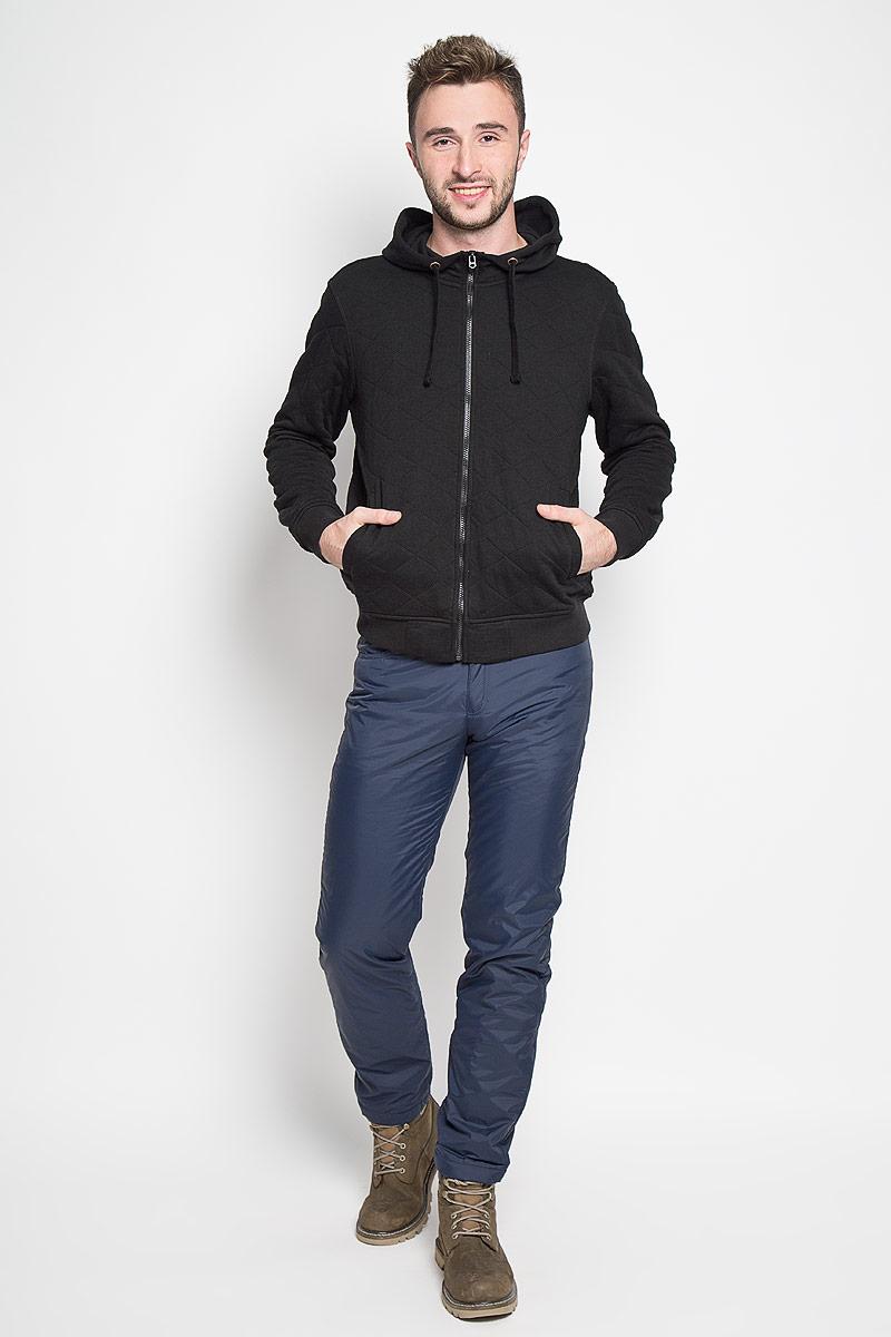 ТолстовкаStc-213/825-6332Утепленная мужская толстовка Sela Casual Wear, изготовленная из хлопка с добавлением полиэстера, необычайно мягкая и приятная на ощупь, не сковывает движения, обеспечивая наибольший комфорт. Толстовка с капюшоном на кулиске застегивается на застежку-молнию и спереди дополнена двумя врезными карманами. Толстовка имеет широкую трикотажную резинку по низу и манжетам, что предотвращает проникновение холодного воздуха. Эта модная и в тоже время комфортная толстовка отличный вариант, как для активного отдыха, так и для занятий спортом!