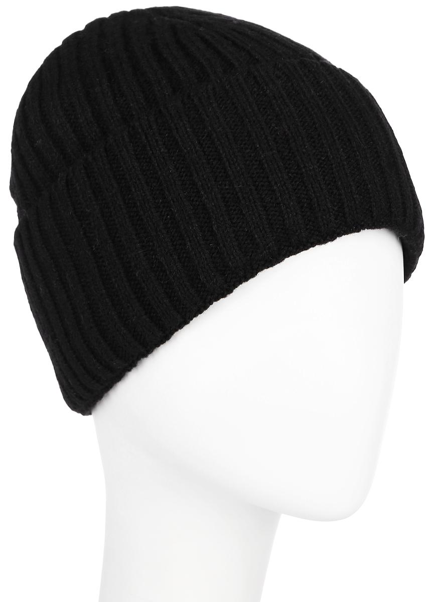 A16-21161_101Классическая мужская шапка Finn Flare с отворотом отлично дополнит ваш образ в холодную погоду. Сочетание шерсти и акрила максимально сохраняет тепло и обеспечивает удобную посадку, невероятную легкость и мягкость. Внутренняя сторона шапки утеплена мягким флисом. Оформлено изделие небольшой металлической пластиной с названием бренда. Стильная шапка Finn Flare подчеркнет ваш неповторимый стиль и индивидуальность. Такая модель составит идеальный комплект с модной верхней одеждой, в ней вам будет уютно и тепло. Уважаемые клиенты! Размер, доступный для заказа, является обхватом головы.